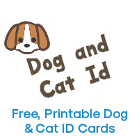 dog cat id the best free printable dog id card and cat id card